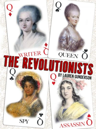 Casting Call!  The Revolutionists